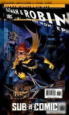 ALL STAR BATMAN AND ROBIN THE BOY WONDER #6 (DC 2007 1st Print) COMIC