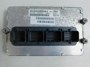 2006 Jeep Wrangler TJ OEM Engine Computer Module Unit ECU ECM 56044709AC