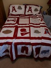 as a comforter orbedspread will pay postageAlabama king quilt with2 shams