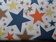 ALL STAR / SUPERSTAR C3090 White Riley Blake 1/2 YARD