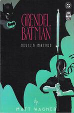 1993 DC GRENDEL BATMAN - DEVIL'S MASQUE - COMIC BOOK