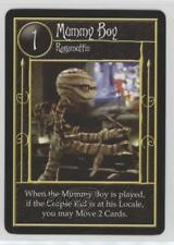 2005 The Nightmare Before Christmas Trading Card Game Base #NoN Mummy Boy 2a1