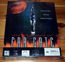 Far Gate PC Game Big Box Brand New Sealed
