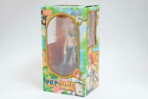 P.O.P Portrait Of Pirates One Piece Nami Figure Megahouse 1/8 size JAPAN 2809