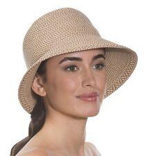 Eric Javits Fashion Designer Women's Headwear Hat - Squishee® Bucket - Peanut