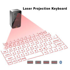 Virtual Keyboard Laser Projection Wireless Portable Bluetooth Mouse Function