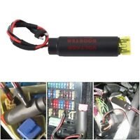 Universal Vehicle Ignition Coil Booster Voltage Spark Booster Enhance Fuel Saver