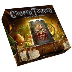 Cavern Tavern - The Secret of The Five Realms Game - Final Frontier - New