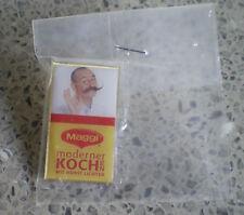 Maggi condimento-splendido Fetziger Pin-Horst luci-Maggi-CUCINARE moderne... 1,8 x 3,2cm