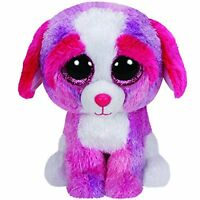 TY Beanie Boo Plush - Sherbert the Dog 15cm