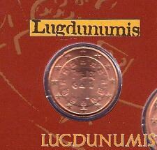 Portugal 2003 1 Centime D'Euro BU FDC provenant du coffret BU 50000 exemplaires