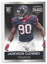 Jadeveon Clowney 2014 Panini Black Friday Rookie Card 384/499