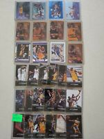 KOBE BRYANT Basketball Card Lot w/ Insert Cards Los Angeles Lakers