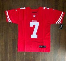 Colin Kaepernick San Francisco 49ers Mens On Field Jersey Size 50 Free Ship (R)