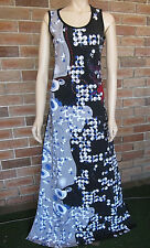KISU Long Cosmic Dress ~ NWT ~ SIZE 10 - Australian Designer