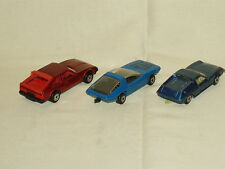cars toy set 3 matchbox Lotus Toyota Vauxhall Guildsman made in Bulgaria!