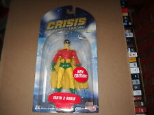 DC Direct  Crisis on Infinite Earths Series 1-Earth 2 Robin vf/nm on card
