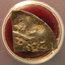 1247-1272 Great Britain Cut Silver Farthing from Henry III Penny ANACS F12!
