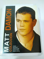 Matt Damon Collezione 5 Film Ocean ´ Syriana Tin Box Steelbook 5 X DVD