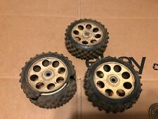 Vintage Kyosho 1/8 Burns Nitro Buggy Wheels/Tires