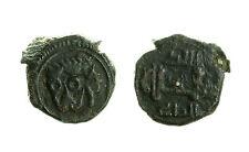 pcc1752_4) Messina Guglielmo II  - follaro con leone / L cufica Spahr 118