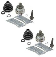 Pair Set of 2 Outer GKN CV Joint Kits for Audi A4 A6 Volkswagen Passat