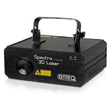 Briteq Spectra 3d | show láser con Ilda y control DMX 480mw * nuevo *