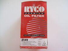 RYCO OIL FILTER Z149 NISSAN PATROL DIESEL 83 - 87 CABSTAR 82 - 95 CIVILIAN BUS