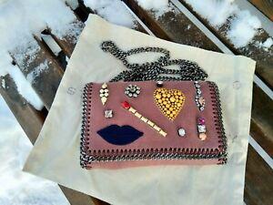 100% Authentic STELLA MCCARTHY Falabella Crossbody Bag Small