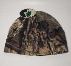 Mossy Oak Fleece Camo Beanie - One Size Fits Most - Hunting Skull Cap Hat Unisex