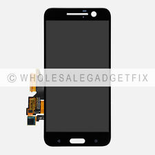 Black LCD Screen Touch Digitizer Assembly Replacement For HTC 10 | One M10 M10H
