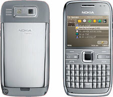 Nokia  E72 Metal Grey - QWERTY ! DUAL CAMERA ! SINGLE SIM ! WIFI ! FM !