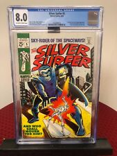 Silver Surfer 5 (CGC Graded) Fantastic Four and Stranger appearance