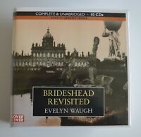 Brideshead Revisited - Evelyn Waugh - Unabridged Audiobook - 10CDS