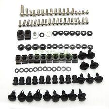 Complete Fairing Bolts Kit for Suzuki GSXR600 GSXR750 2006-2007 K6 Stainless USA