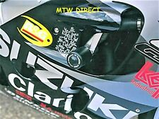 R&G Racing PAIR CRASH PROTECTORS  FIT Suzuki GSX-R750 (1998 SRAD)