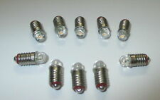 Ersatz LED E5.5  3,5-4,5Volt    10 Stück   *NEU*