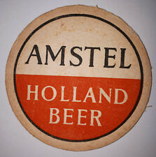ANCIEN SOUS BOCK - AMSTEL HOLLAND BIER