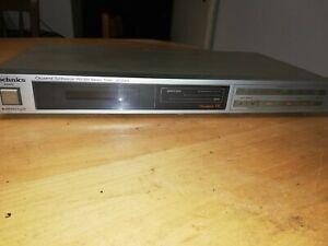 radio sintonizzatore tuner  technics st-z400