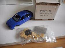 Handbuilt model Jempy 136 Renault Megane in Purple on 1:43 in Box
