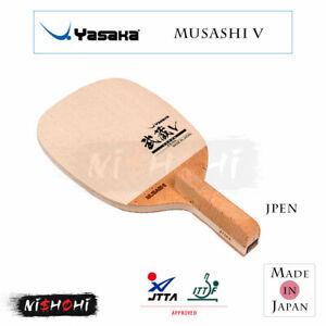 YASAKA - MUSASHI V - JPEN - Table Tennis Blade