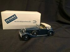 Danbury Mint 1934 Hispano-Suiza J2 MIB