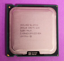 Intel Core 2 Quad Q9550 2.83GHz/12M/1333 Socket 775 Processor CPU 2.83GHz 9550