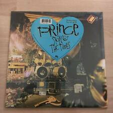 """PRINCE """"SIGN OF THE TIMES"""" RARE 2 LP MADE IN ITALY - SEALED"""