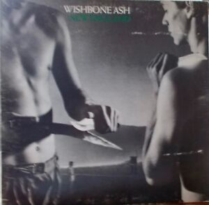 Wishbone Ash - New England -  SCARCE -Extra figure on front cover photo.