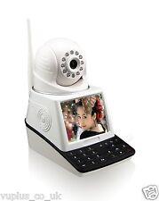 HD Network WIFI P2P IP Camera Video Chiamata Telefono RECORDER MONITOR LCD Modulo