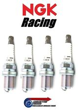 Set 4x Colder NGK V-Power Racing Spark Plugs HR8 For S13 200SX CA18DET