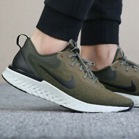 Nike Odyssey React Running Shoes Men's SIZE 14 $120 Olive AO9819-200