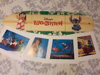 Disney Lilo and Stitch Exclusive Lithograph Portfolio Set 4 Prints