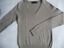 PULL FIN FILLE BEIGE   taille 10 ANS  marque ZARA